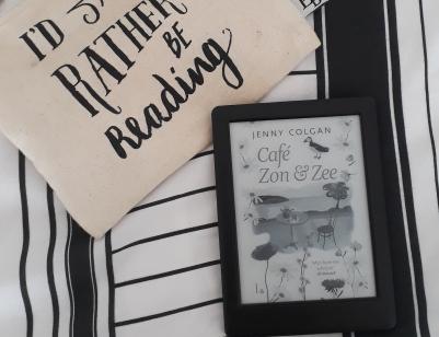 Recensie | Café Zon & Zee - Jenny Colgan